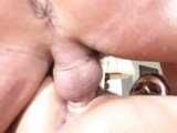 Горячо в попку и со спермой